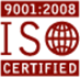 Johnson Creek Enterprises is an ISO 9001:2008 Certified Company
