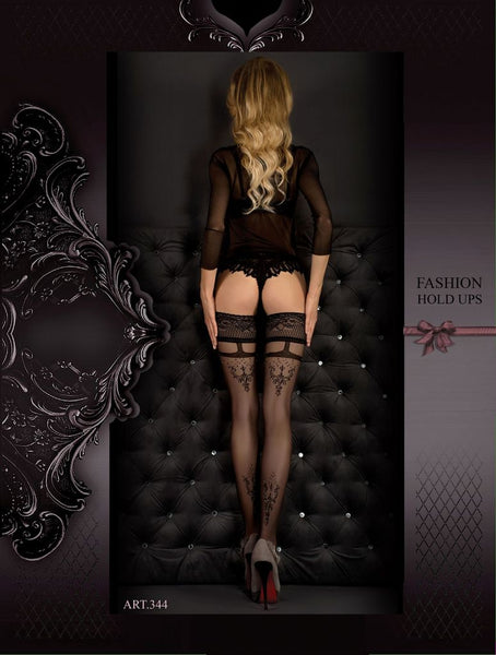 Studio Collants 424 Thigh Highs