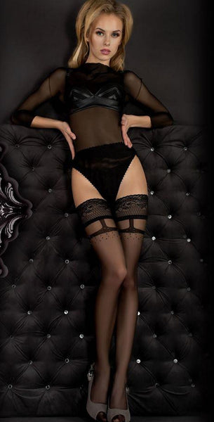 Studio Collants 344 Thigh Highs