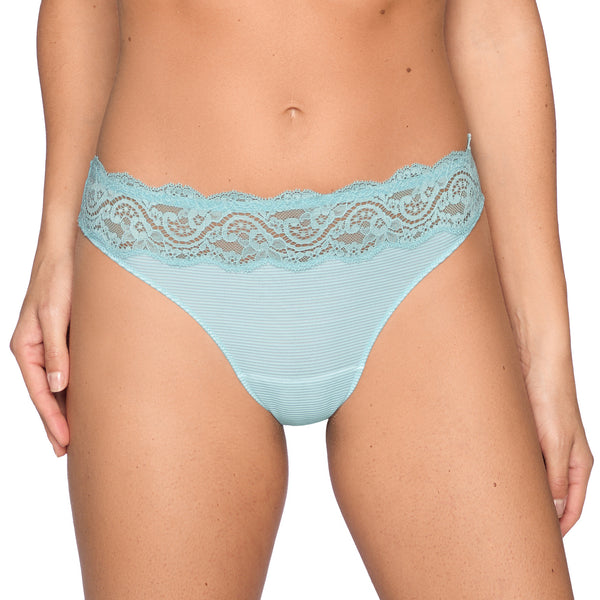 Prima Donna Twist Look At Me Thong - Heidi's Boutique