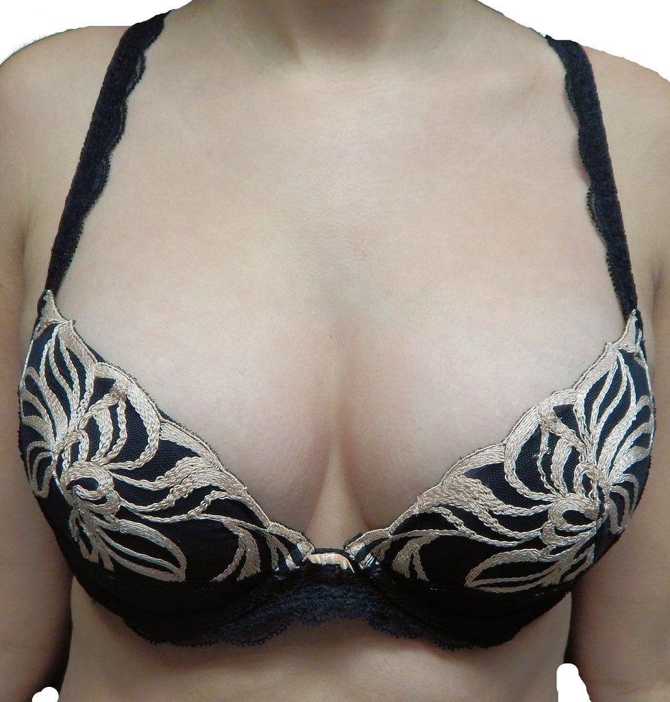 La Perla Ninfea Push-Up Bra - Heidi's Boutique