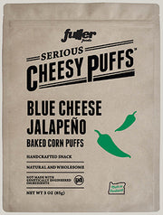 Serious Cheese Puffs (85 g)