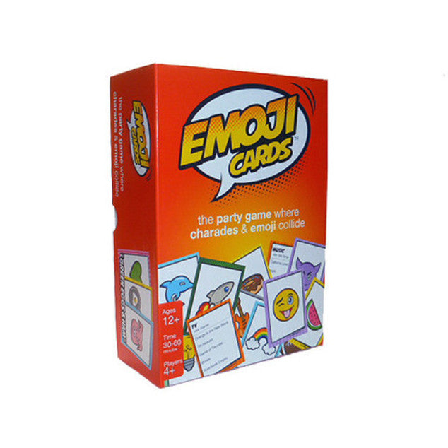 Emoji Cards Party Game