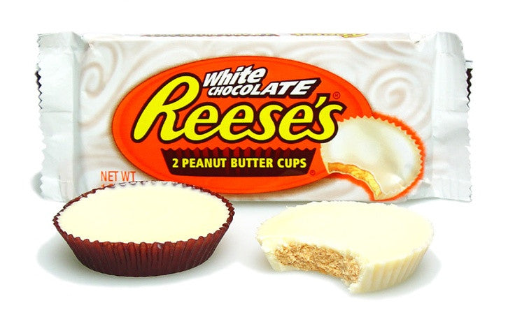 Reese's White Peanut Butter Cup (2 /Pkg)