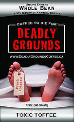 Deadly Grounds Coffee