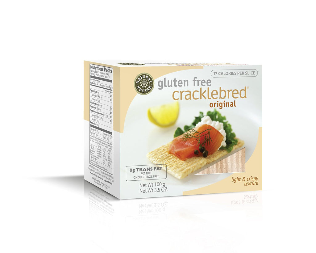 Gluten Fee CrackleBred  (100 g)