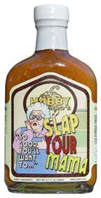 Slap Your Mama Hot Sauce - 169 ml