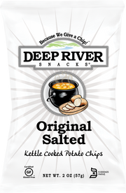 Deep River Kettle Cooked Potato Chips (57 g)
