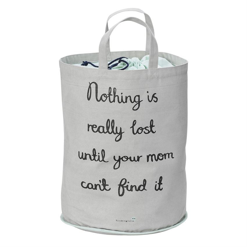 Laundry Bag - Nothing is Lost...