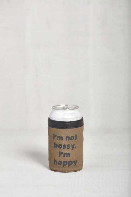 Canvas Can & Bottle Koozies