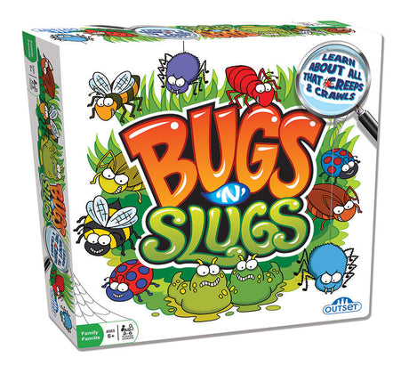 Bugs n Slugs Game