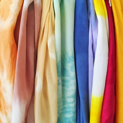 Natural Dye Workshop: Wednesday Evenings 6/27 - 7/25
