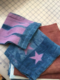 SECOND CLASS ADDED: A Hard Dye's Night: Indigo shibori 7/27
