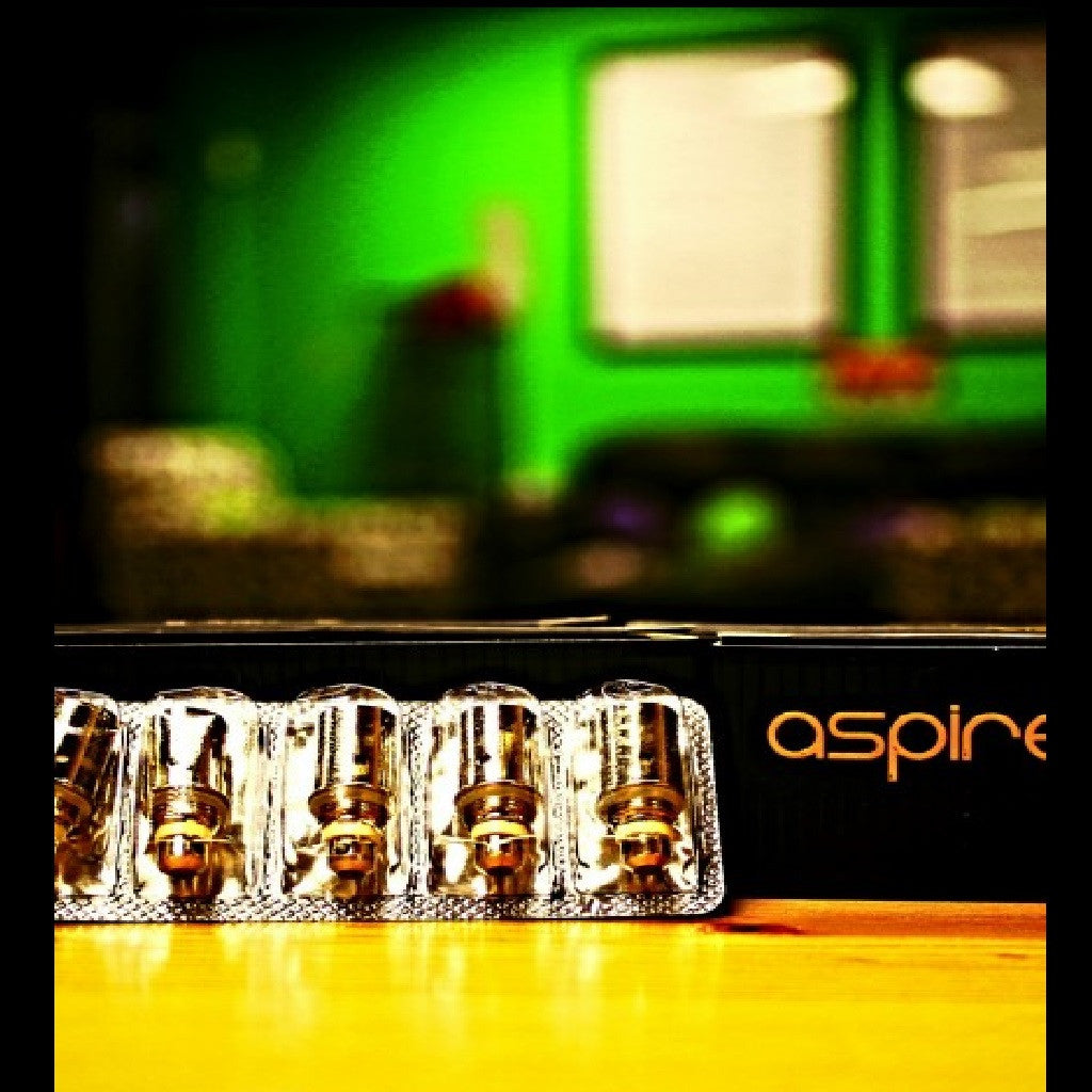 Aspire BVC Coils (NOT For Nautilus/mini) 5 pack