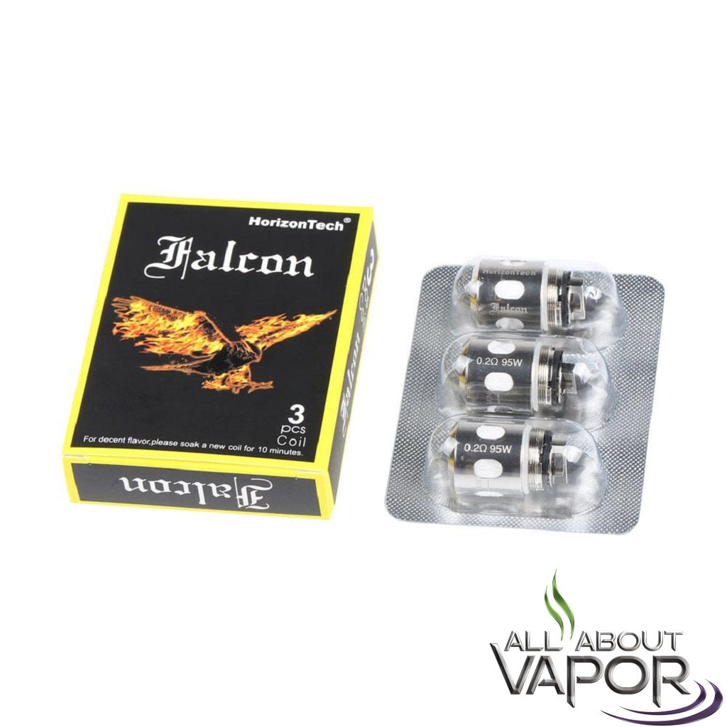 Horizon Falcon M Triple Mesh Coil 3-Pack 0.15Ω