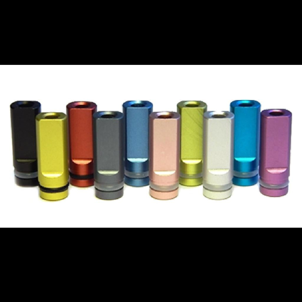 Whistle Style Aluminum Drip Tip