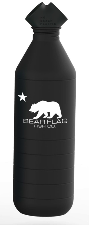 Bear Flag Fish Co. Reusable Water Bottle - Bear Flag Fish Co.