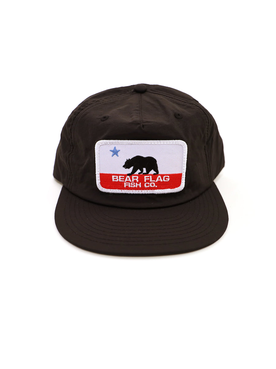 The Bear Flag Patch Hat - Bear Flag Fish Co.