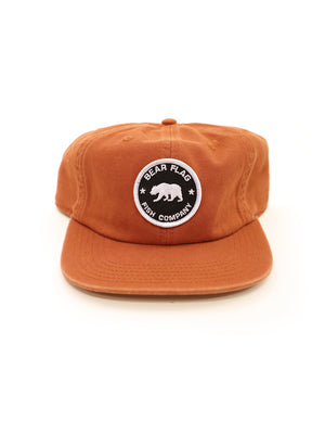 Reel Deal Patch Strap Hat - Bear Flag Fish Co.