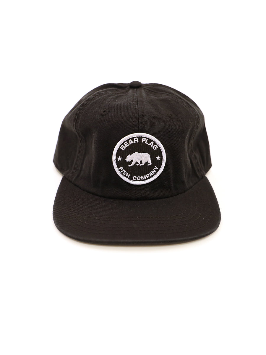 Reel Deal Patch Hat - Bear Flag Fish Co.