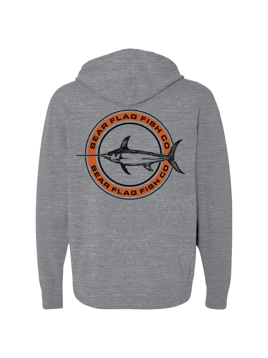 Icon Hoodie - Bear Flag Fish Co.