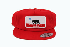 Flex-Fit OG Patch Snapback - Bear Flag Fish Co.