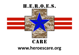 Honoring H.E.R.O.E.S. Care and Heroes Everywhere!