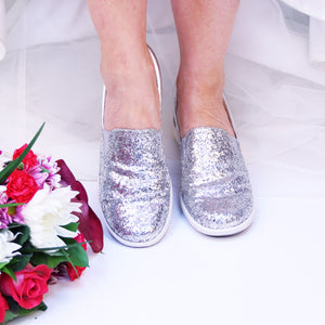 Something Borrowed, Something Blue- A Bolder Bride in These New Shoes!