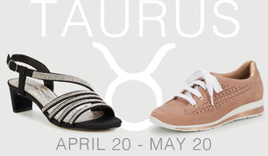 SHOE STYLE HOROSCOPES: TAURUS – APRIL 19 – MAY 20