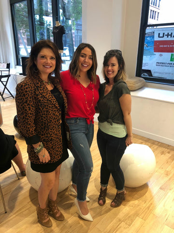 Lisa, Lauren, and Holly!