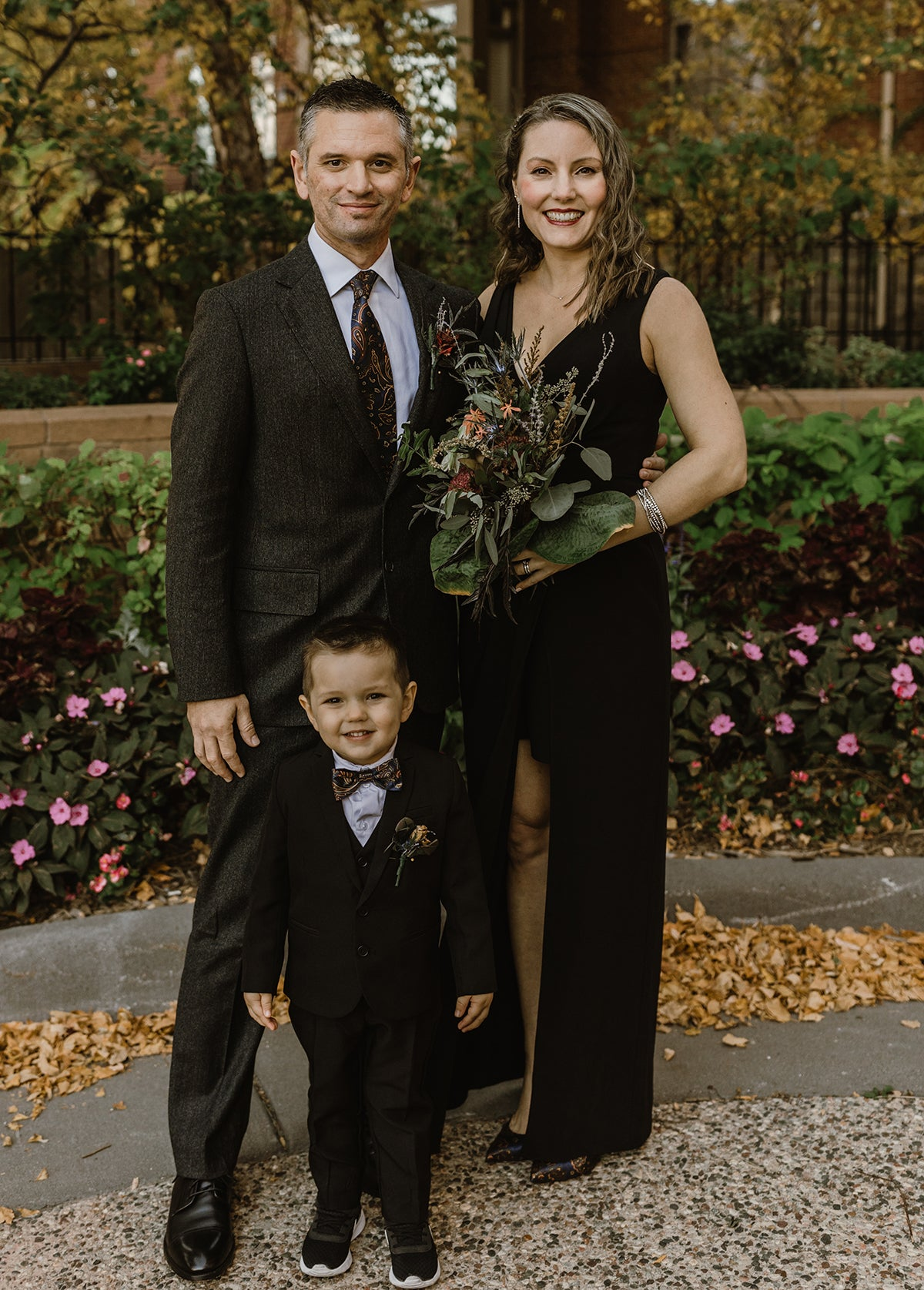 Jamie Wells and Family