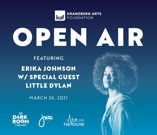 Open Air with Erika Johnson