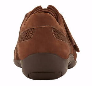 Audio Sporty Casual: Earth Roughout Leather and Mesh LIMITED STOCK