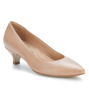 Bobbi: Nude Cashmere Leather NEW