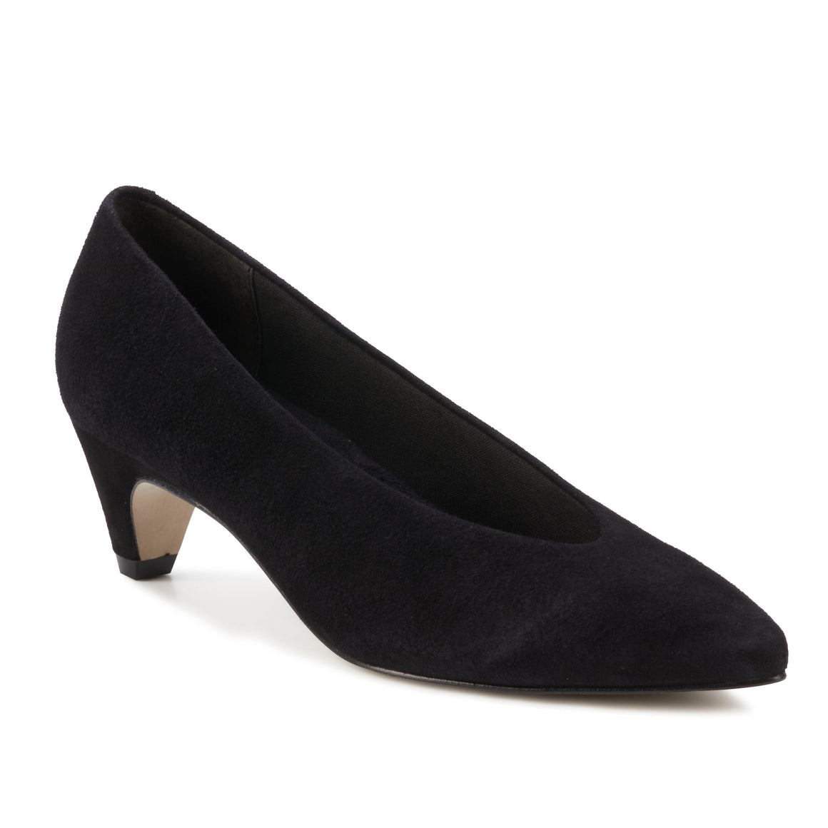 Bristol: Black Suede NEW