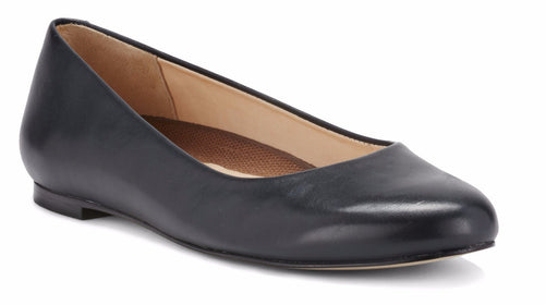 Bronwyn: Navy Leather