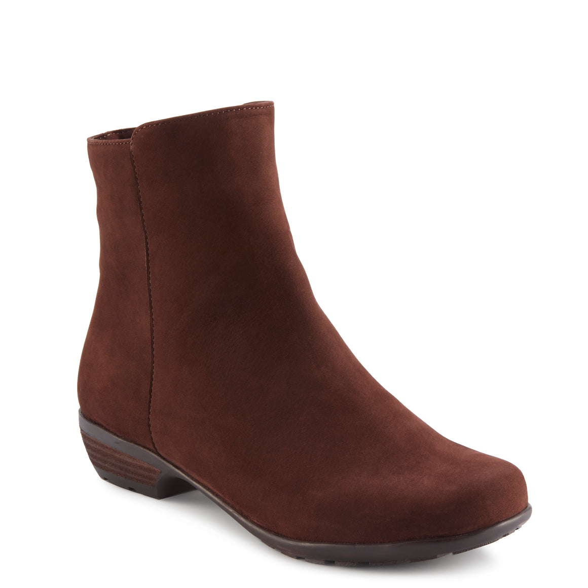 Elsie: Brown Suede