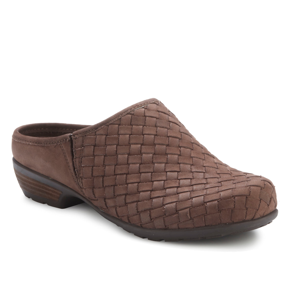 Emerson: Brown Woven Leather NEW