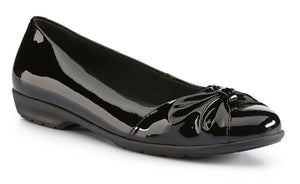 Fall: Black Patent Leather