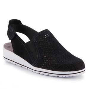 Faulkner: Black Nubuck NEW