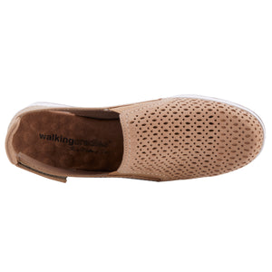 Faulkner: Light Taupe Nubuck NEW