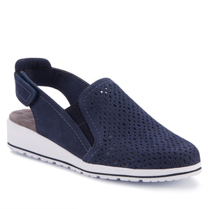 Faulkner: Navy Nubuck NEW