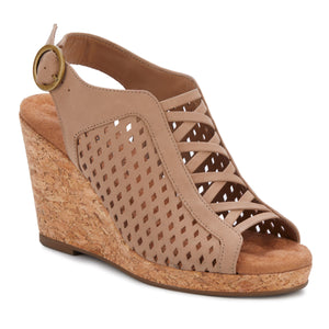 Keegan: Light Taupe Nubuck NEW