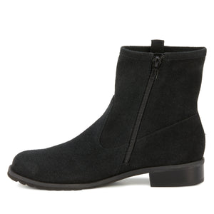 Kimber: Black Suede NEW