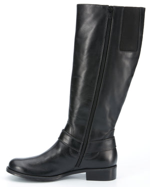 Kristen Boot: Black Cashmere LIMITED STOCK