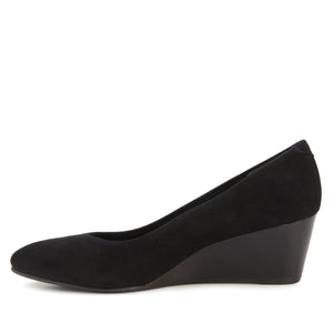 Molly: Black Suede LIMITED STOCK