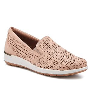 Orleans: Blush Perfed Nubuck NEW