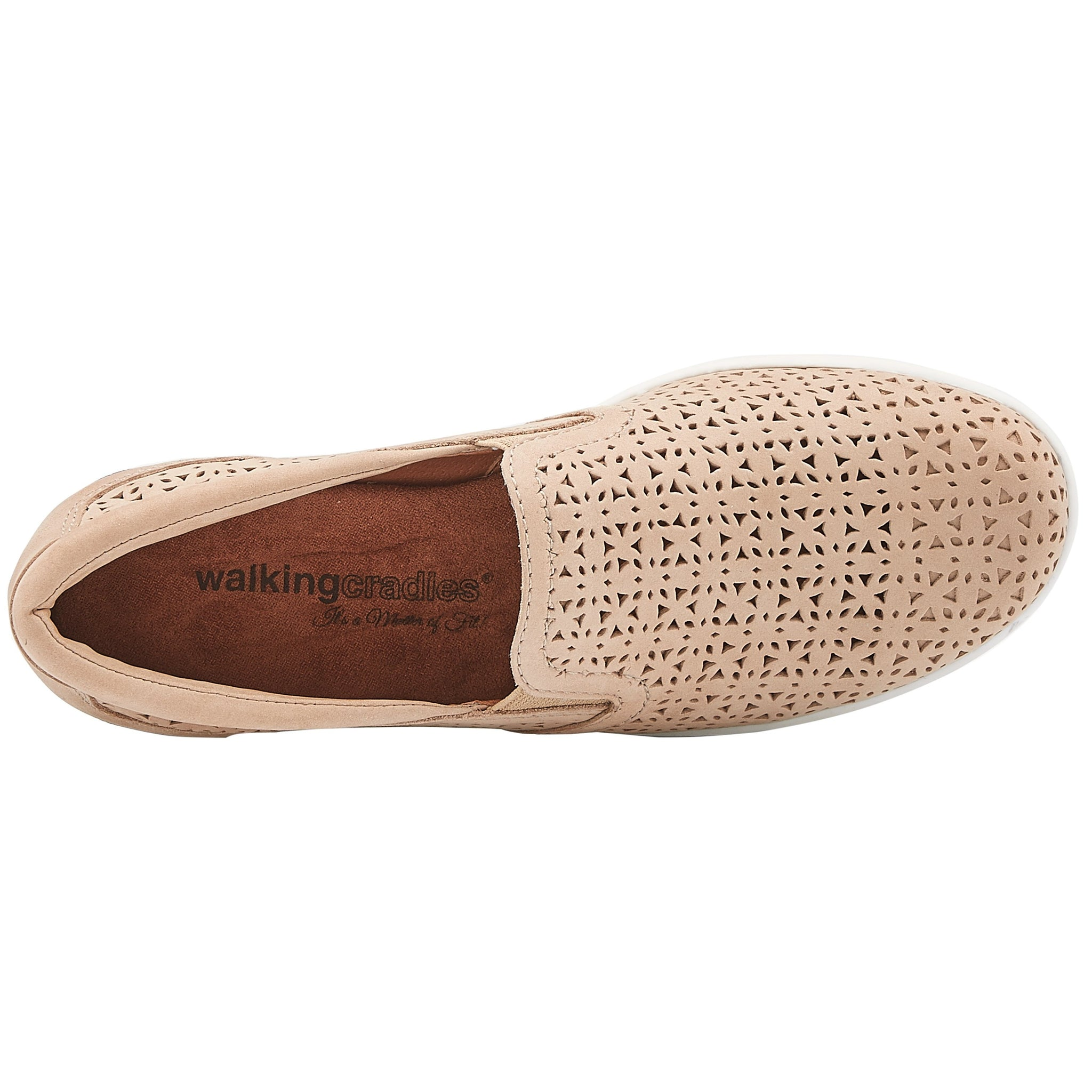 Details about  /Walking Cradles Womens Orleans Leather Closed Toe Loafers