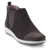 Osmond: Black Matte Snake/Nubuck NEW