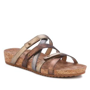 Perla: Metallic Multi-Leather NEW